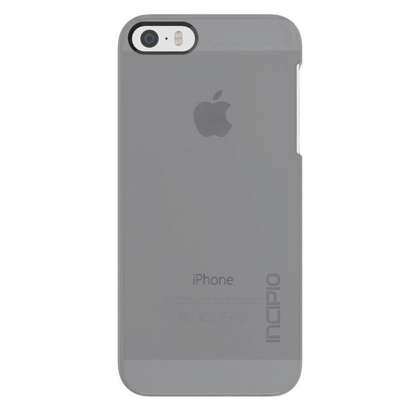 Incipio Feather Pure iPhone SE / 5S / 5 Gray - 4