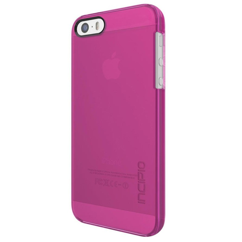 Incipio Feather Pure iPhone SE / 5S / 5 Pink - 2