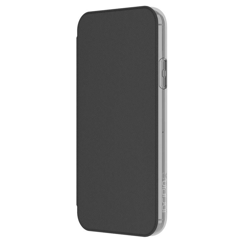 Incipio NGP Folio iPhone X/Xs Zwart/Smoke - 4