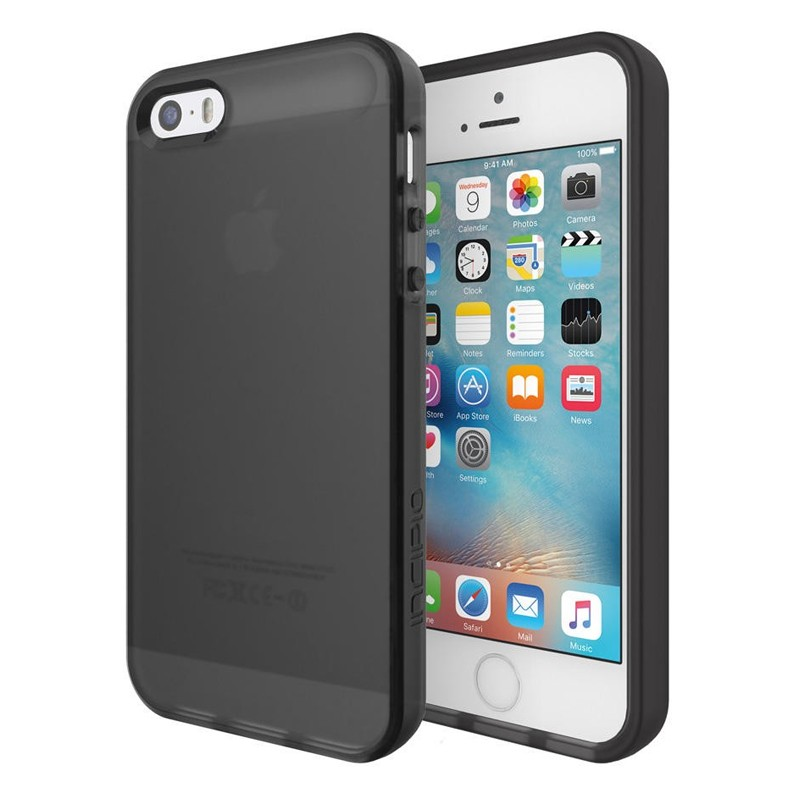 Incipio NGP iPhone SE / 5S / 5 Translucent Black - 1