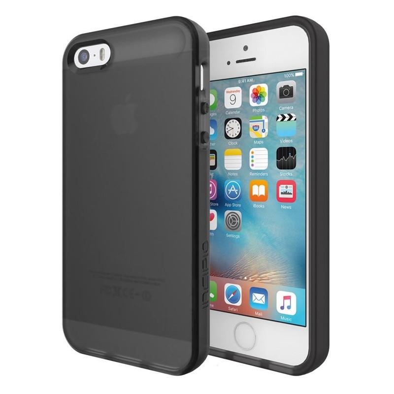 Incipio NGP iPhone SE / 5S / 5 Translucent Black - 1
