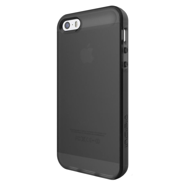 Incipio NGP iPhone SE / 5S / 5 Translucent Black - 2