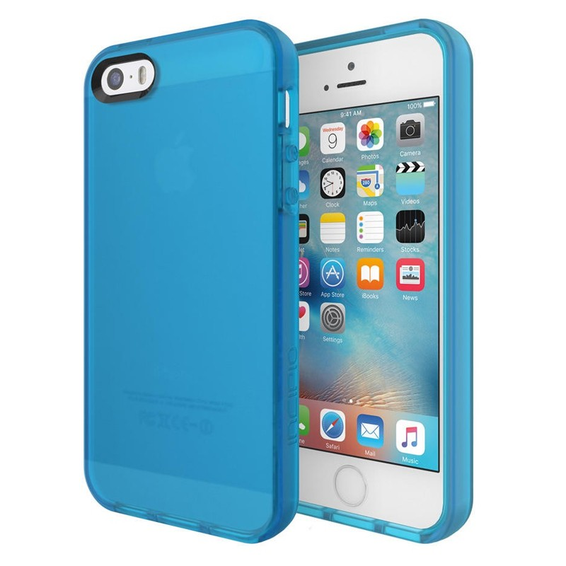 Incipio NGP iPhone SE / 5S / 5 Translucent Grey - 1