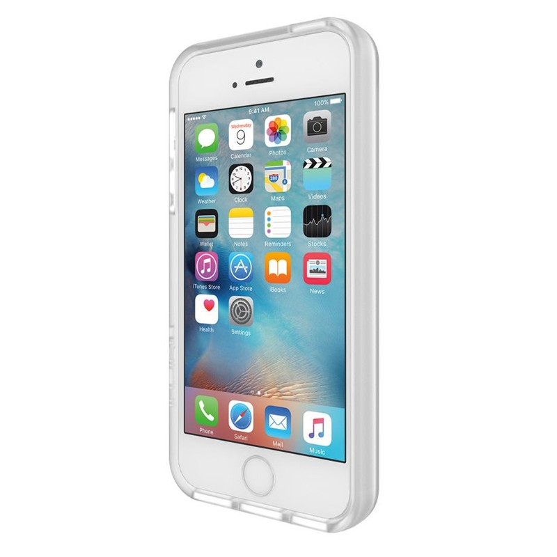 Incipio NGP iPhone SE / 5S / 5 Frost Clear - 3