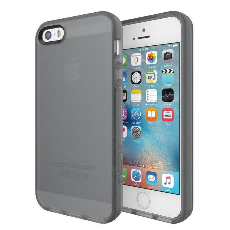 Incipio NGP iPhone SE / 5S / 5 Translucent Grey - 1