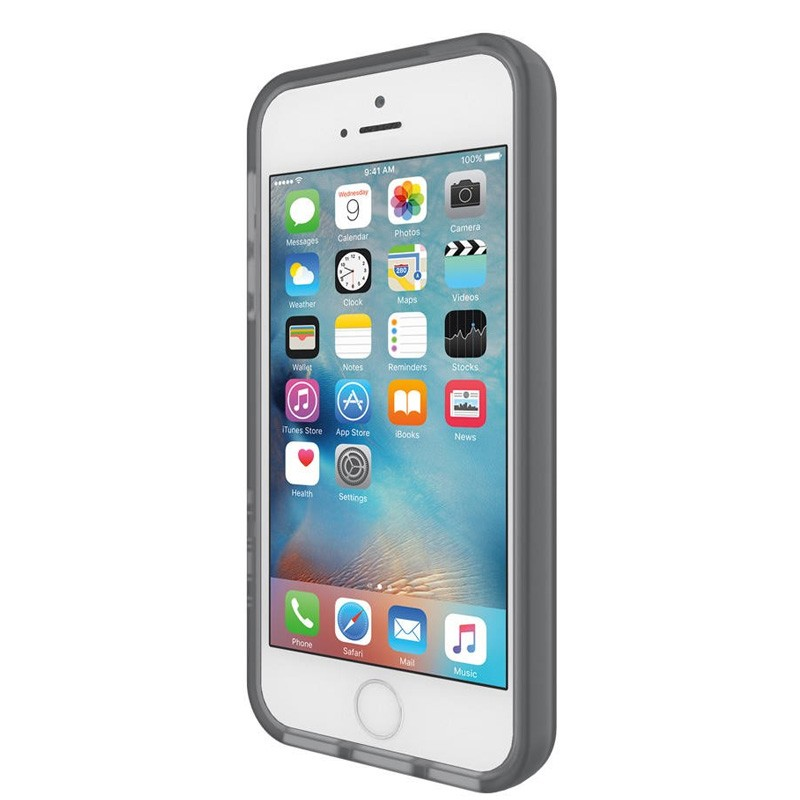 Incipio NGP iPhone SE / 5S / 5 Translucent Grey - 3