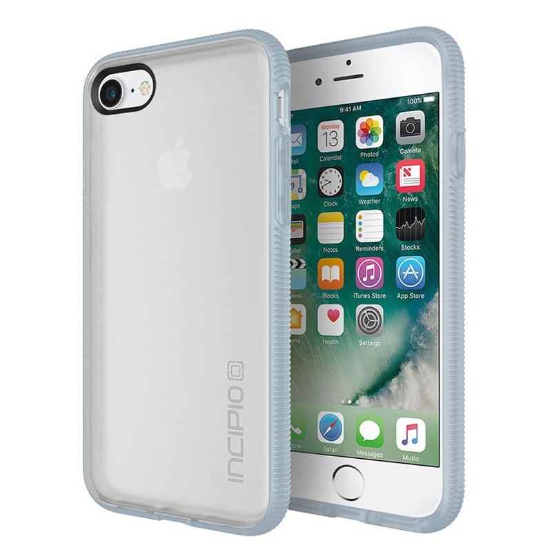 Incipio Octane iPhone 7 Frost/Pearl Blue - 1