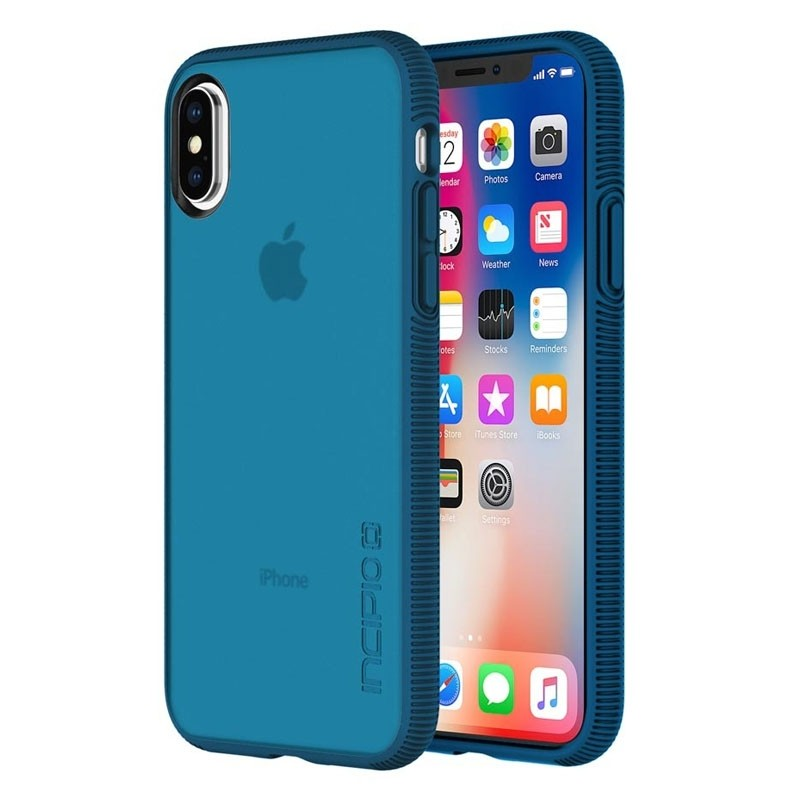 Incipio Octane iPhone X/Xs Navy Blauw - 1