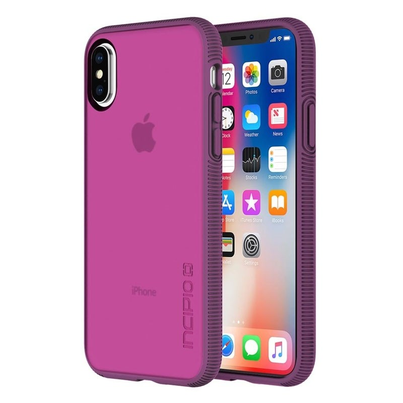 Incipio Octane iPhone X/Xs Plum Purple - 1