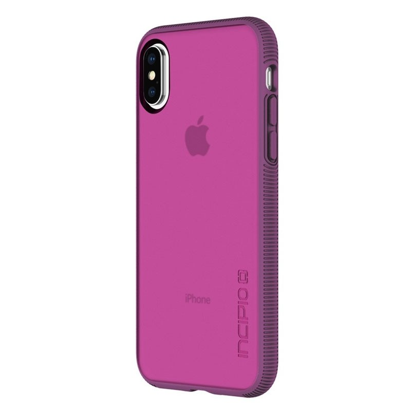 Incipio Octane iPhone X/Xs Plum Purple - 2