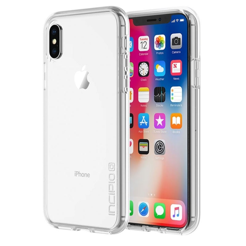 Incipio octane Pure iPhone X/Xs Transparant - 1
