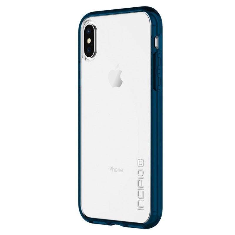 Incipio octane Pure iPhone X/Xs Navy/Clear - 2