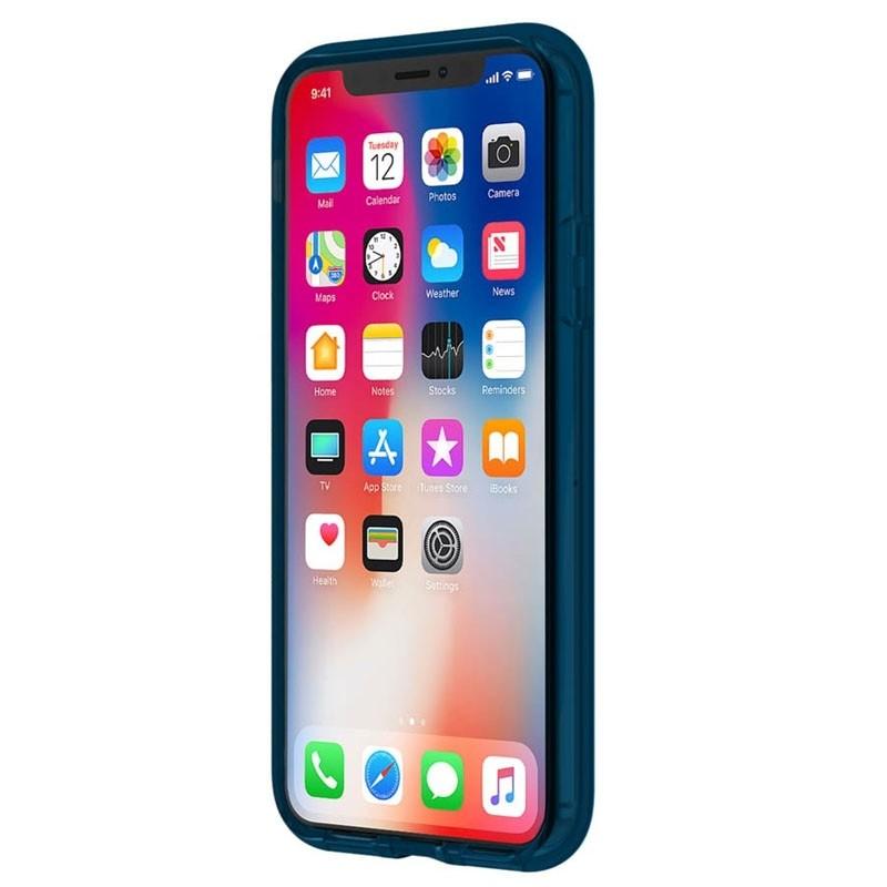 Incipio octane Pure iPhone X/Xs Navy/Clear - 4