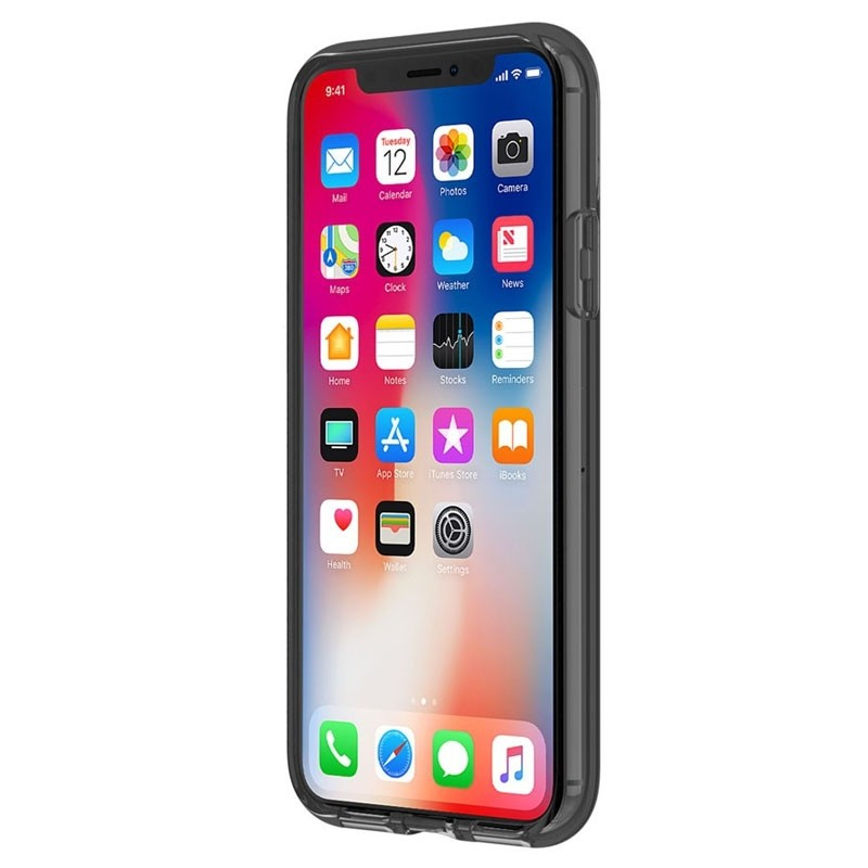 Incipio octane Pure iPhone X/Xs Smoke/Clear - 4