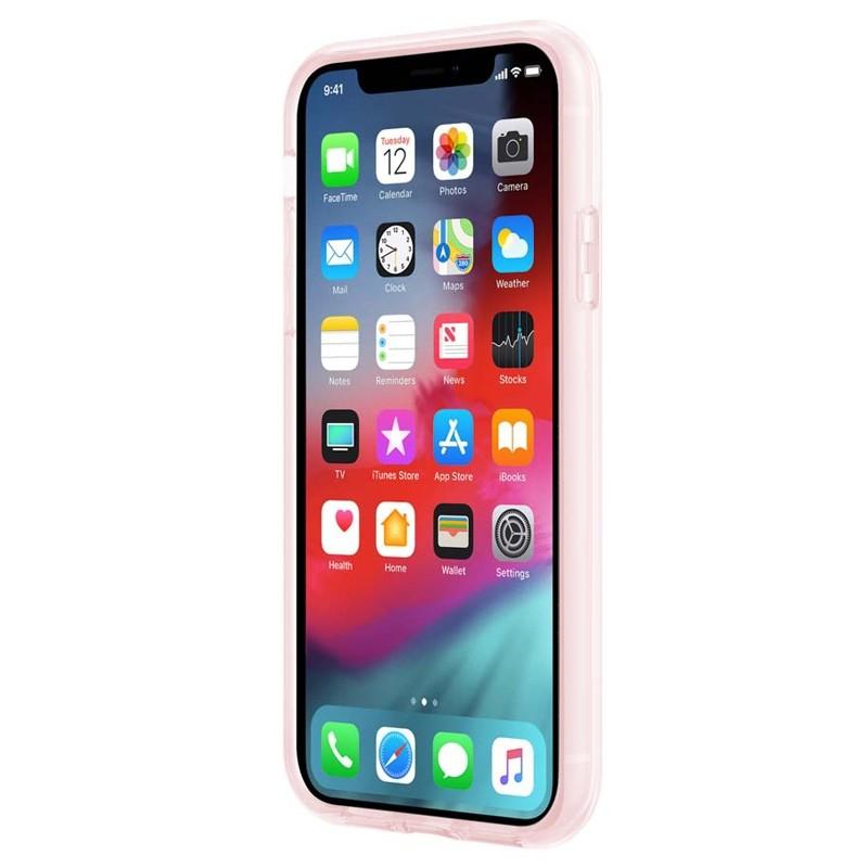 Incipio Octane Pure iPhone XR Hoesje Roze Transparant 02