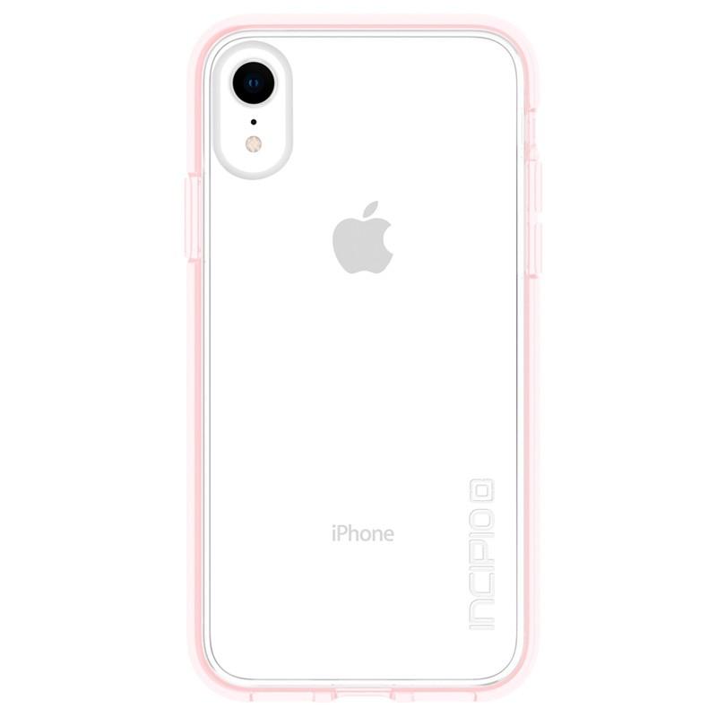 Incipio Octane Pure iPhone XR Hoesje Roze Transparant 04