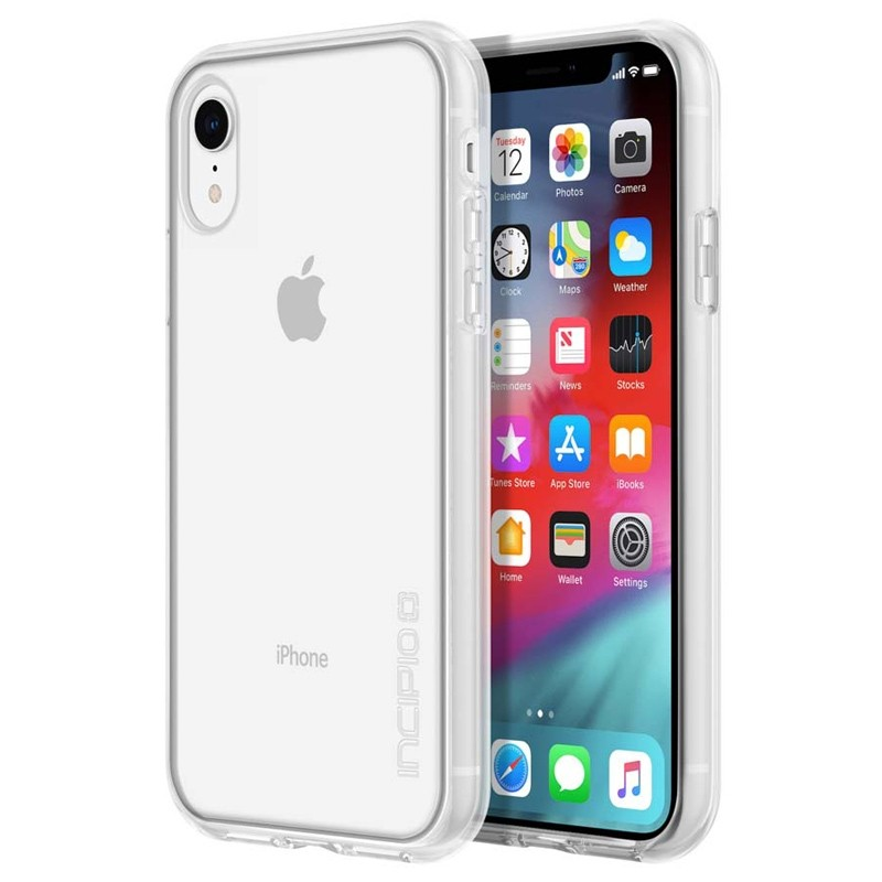 Incipio Octane Pure iPhone XR Hoesje Transparant 01