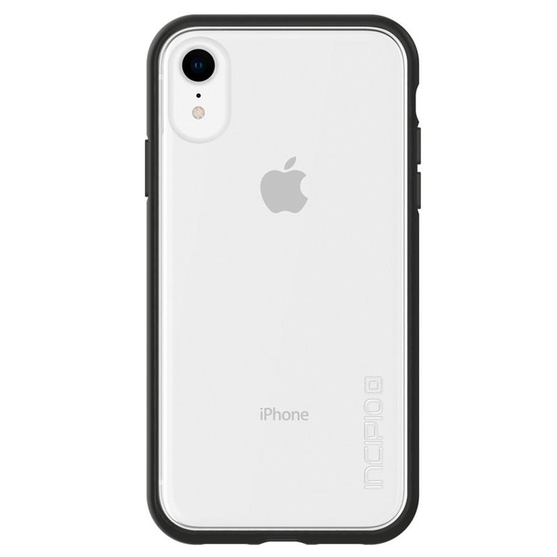 Incipio Octane Pure iPhone XR Hoesje Zwart Transparant 04