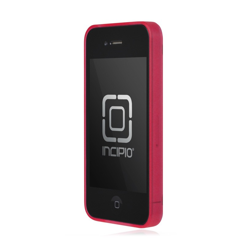 Incipio Le Deux iPhone 4(S) case black/pink 02