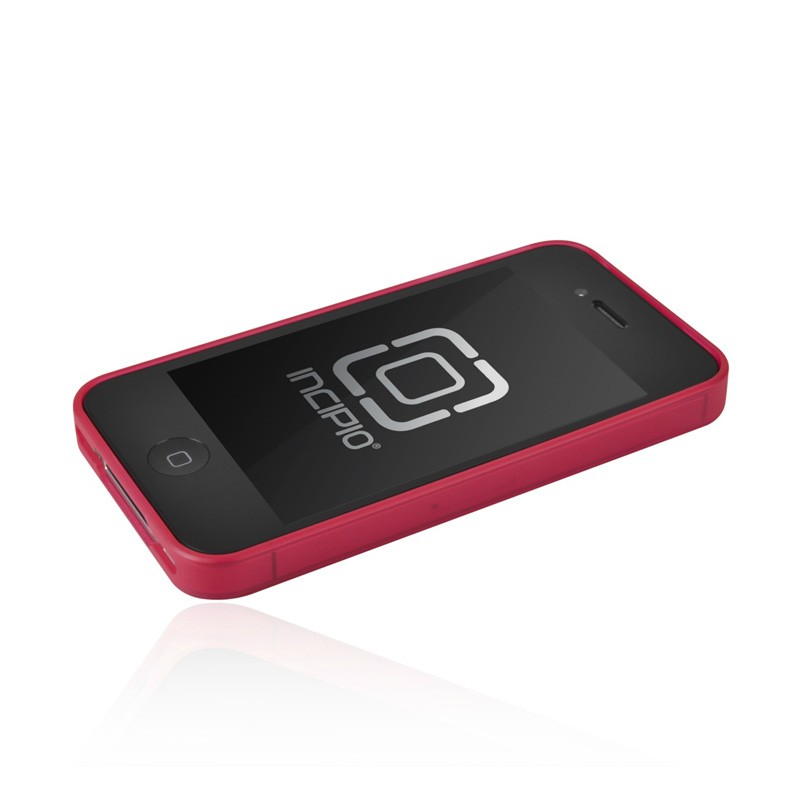 Incipio Le Deux iPhone 4(S) case black/pink 05