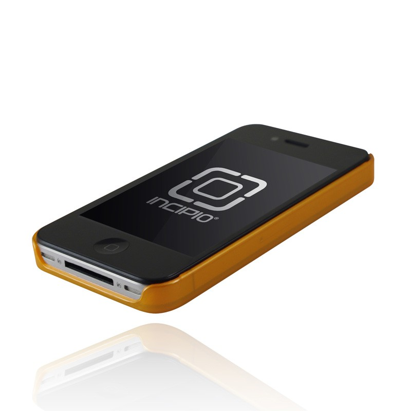 Incipio Feather iPhone 4(S) Metallic Orange - 3
