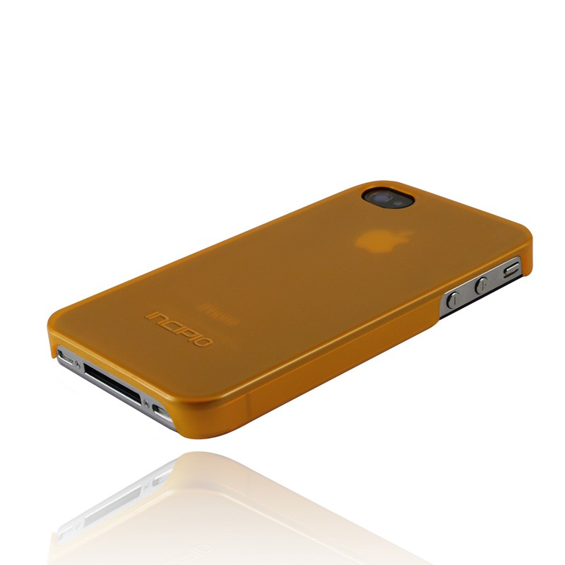 Incipio Feather iPhone 4(S) Metallic Orange - 4