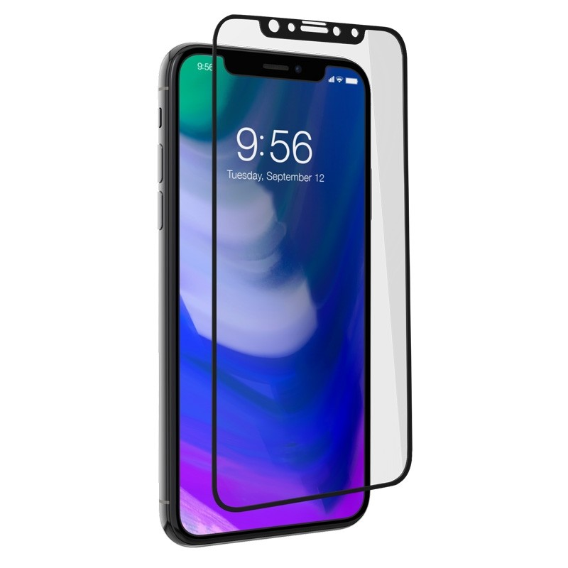 Invisible Shield Glass Contour Screenprotector iPhone X/Xs - 1