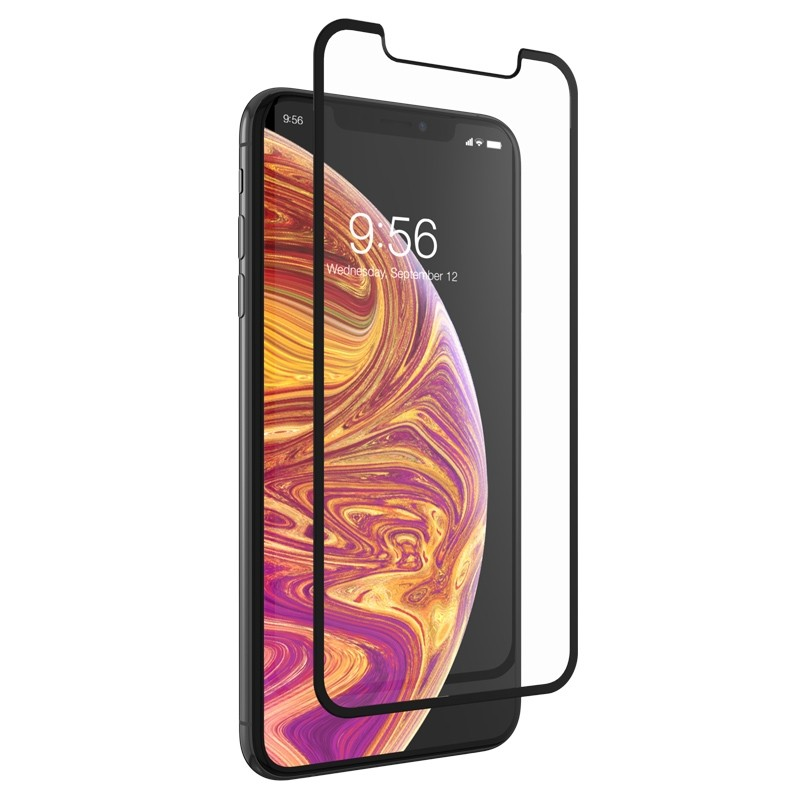 Invisible Shield iPhone XS Max Edge-to-edge Screenprotector 01
