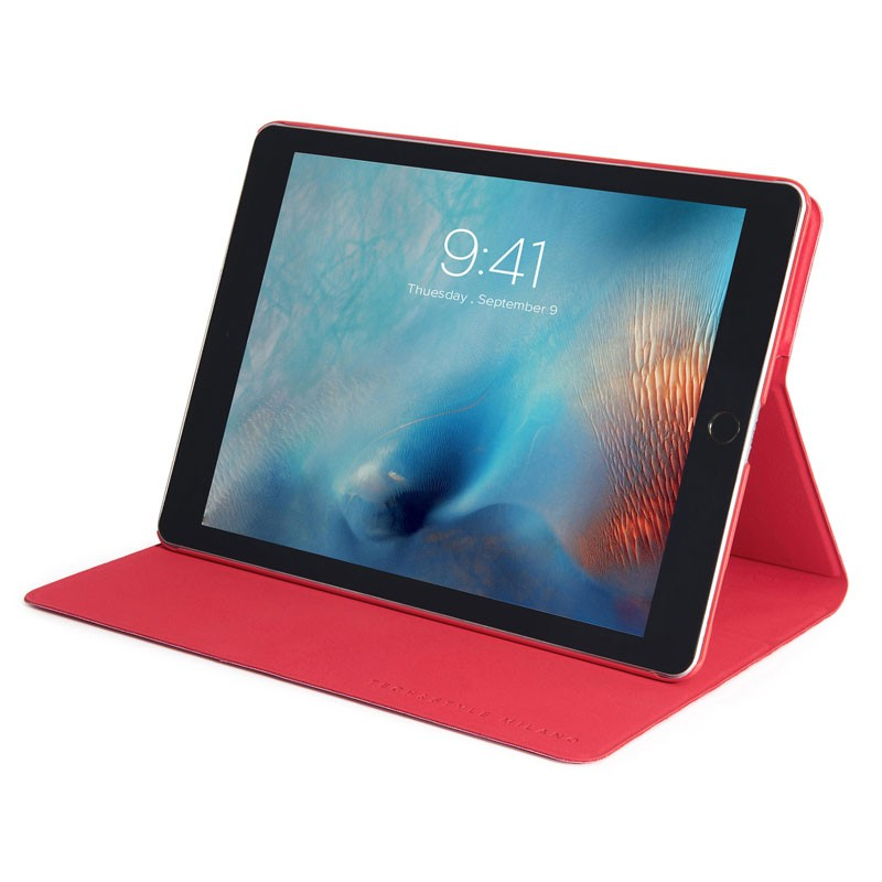 Tucano - Giro Folio iPad Pro 9,7 inch Red 04