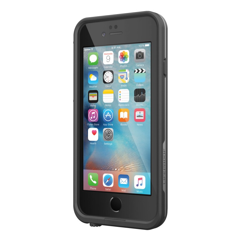 LifeProof Fré iPhone 6/6S Black - 1