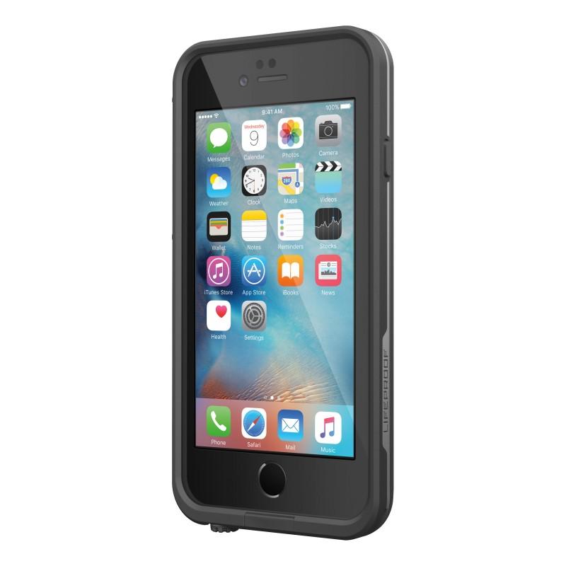 LifeProof Fré iPhone 6/6S Black - 1