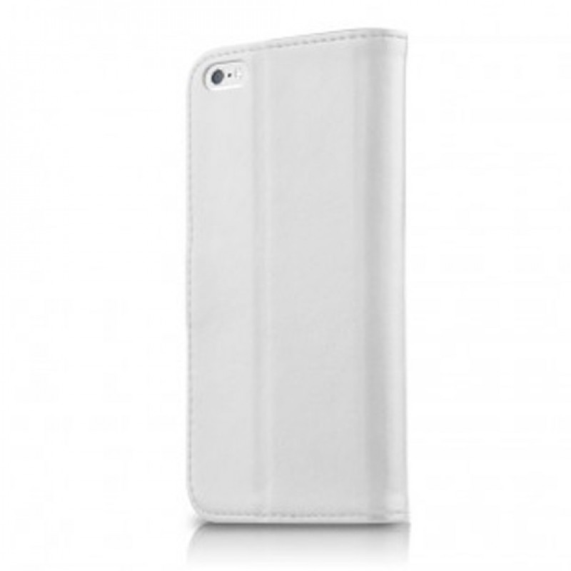 Itskins – Wallet Book iPhone SE / 5S / 5 - white 02