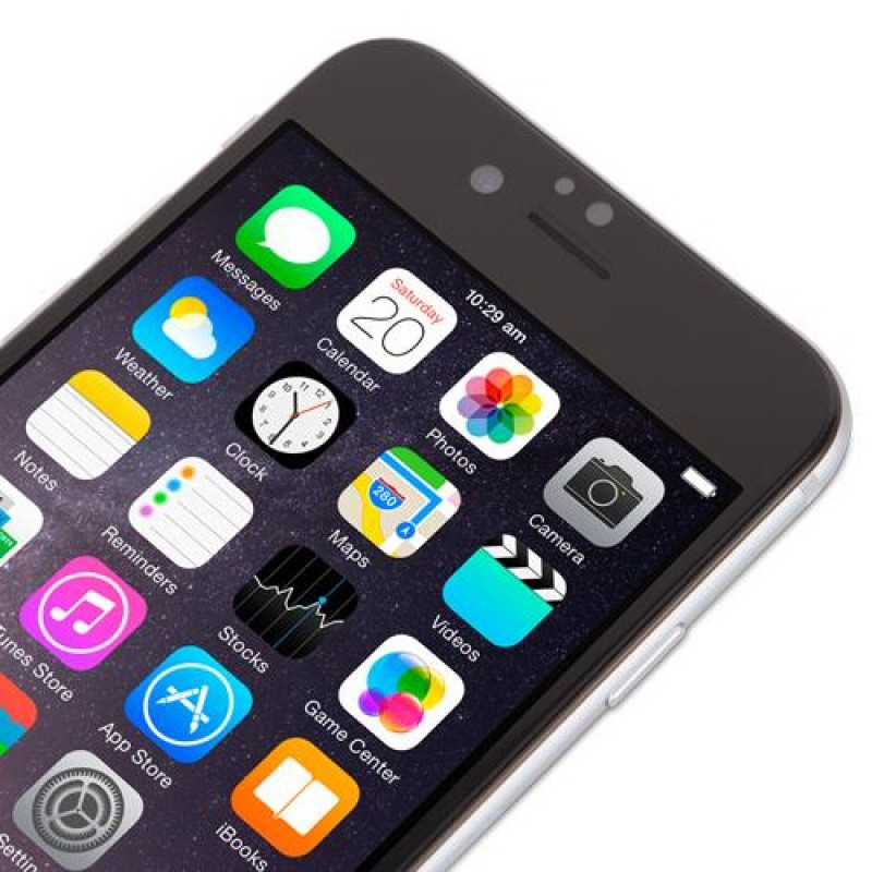 Moshi iVisor Glass iPhone 6 Black - 5