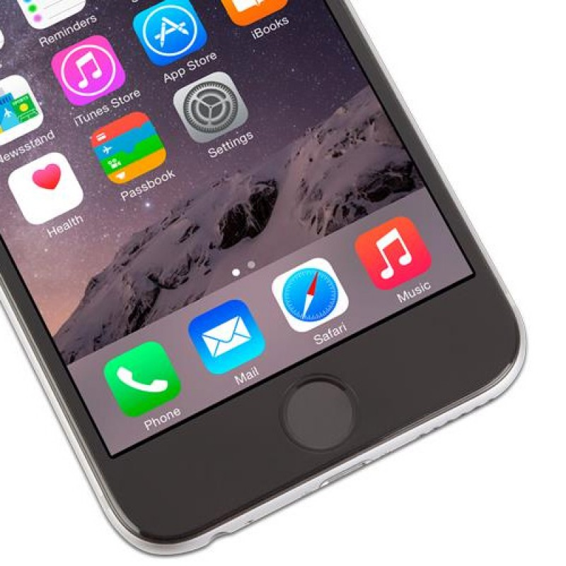 Moshi iVisor Glass iPhone 6 Black - 6