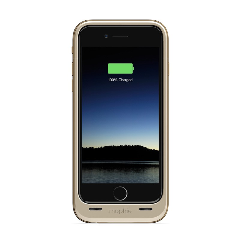 Mophie Juice Pack Air iPhone 6 Gold - 4