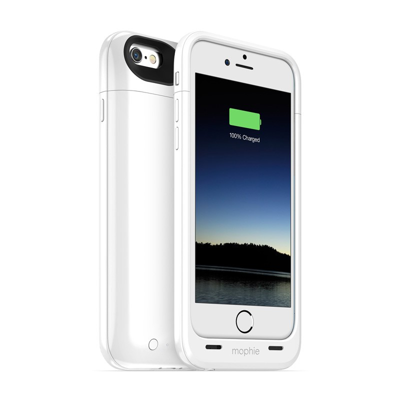 Mophie Juice Pack Plus iPhone 6 White - 1
