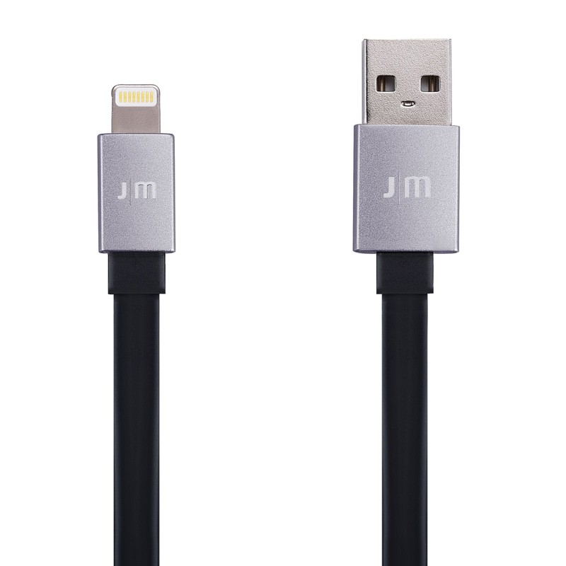 Just Mobile - AluCable Flat Lightning 1,2 meter 03