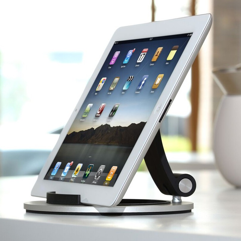 Just Mobile - Ecore iPad standaard 06