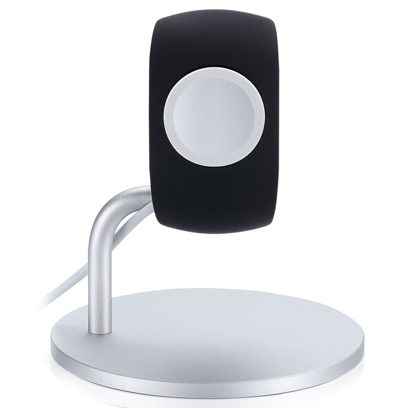 Just Mobile - Lounge Dock standaard voor Apple Watch 02