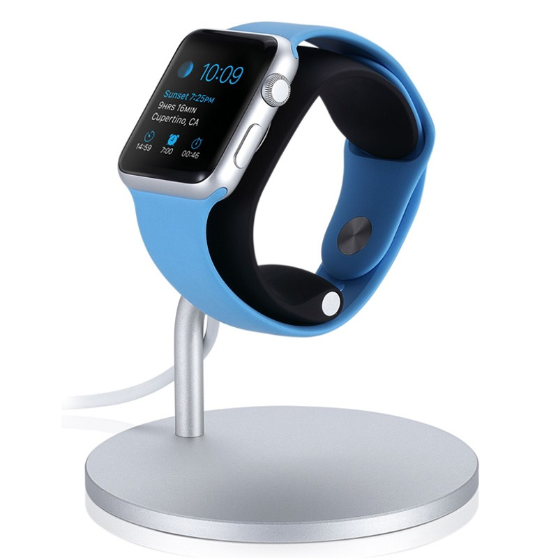 Just Mobile - Lounge Dock standaard voor Apple Watch 03