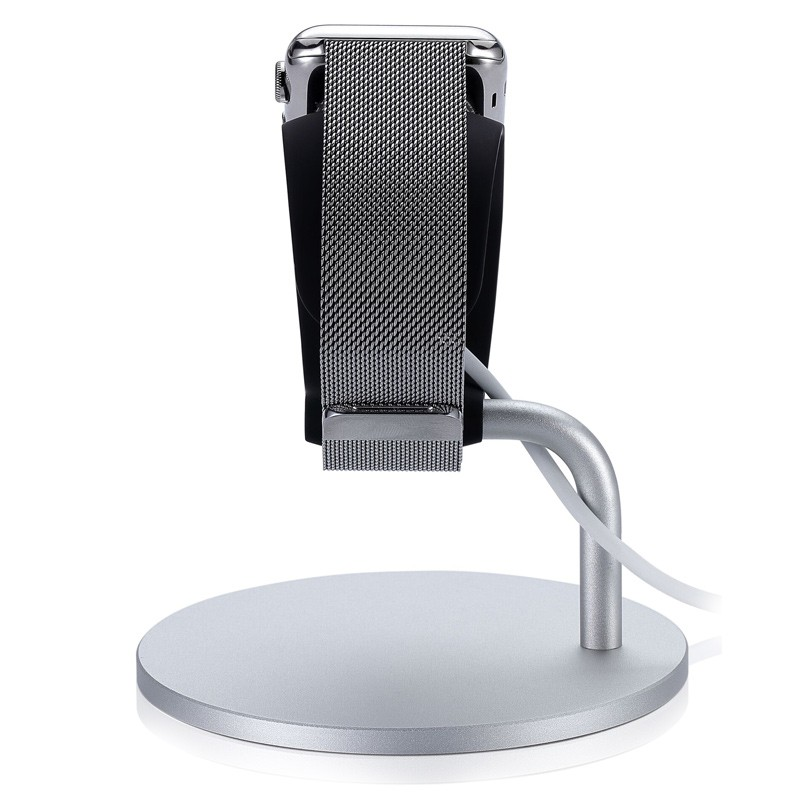 Just Mobile - Lounge Dock standaard voor Apple Watch 05
