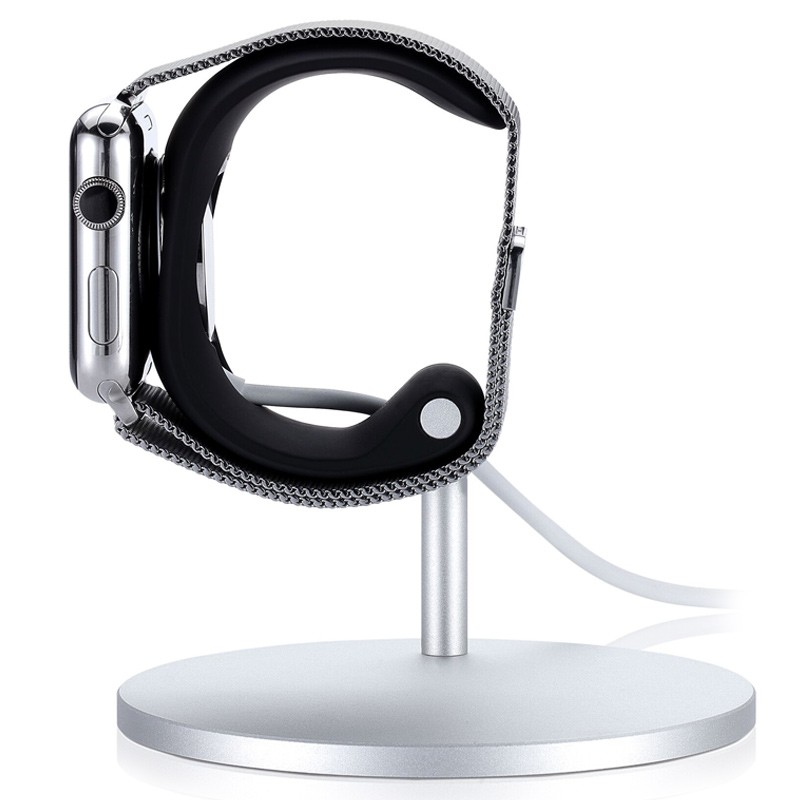 Just Mobile - Lounge Dock standaard voor Apple Watch 06