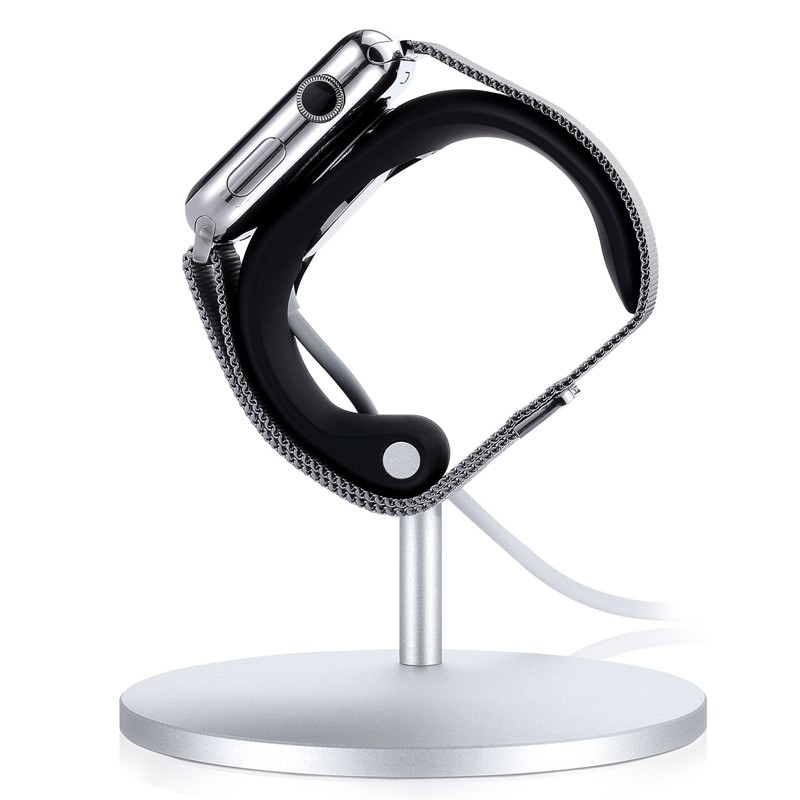Just Mobile - Lounge Dock standaard voor Apple Watch 07