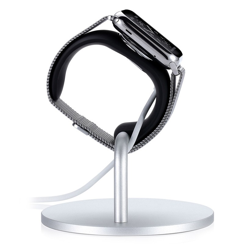 Just Mobile - Lounge Dock standaard voor Apple Watch 08