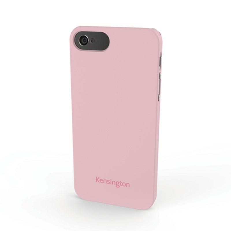Kensington Back Case iPhone 5 (Pink) 01