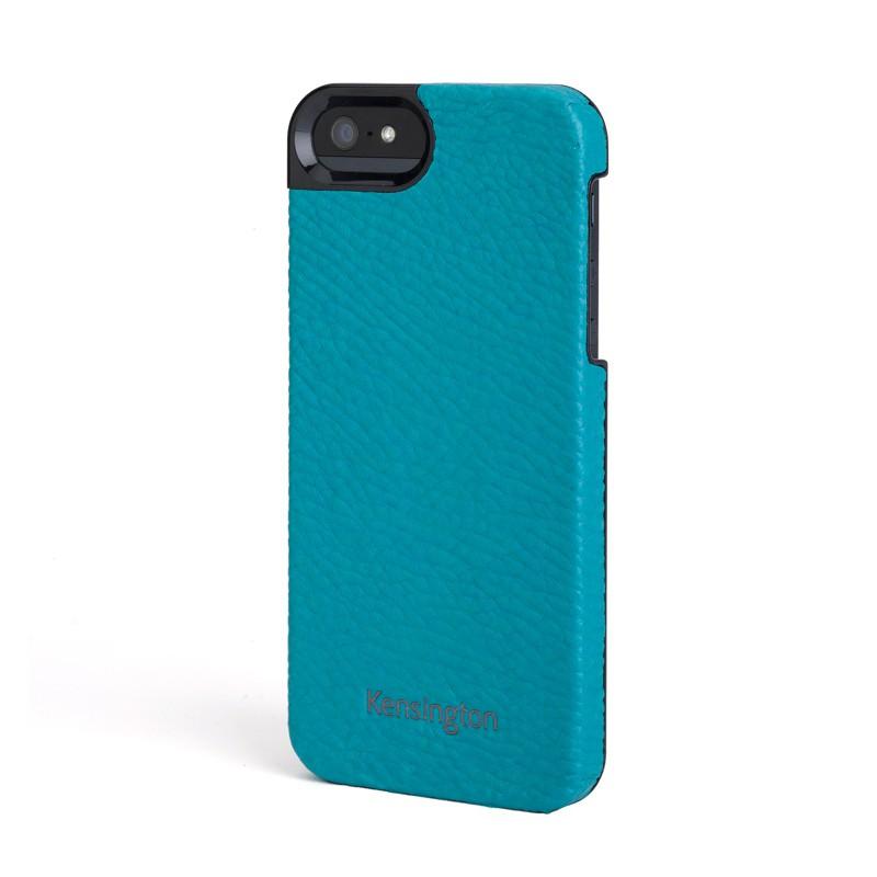 Kensington Vesto Leather Case iPhone 5 Green - 1