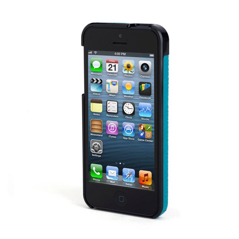 Kensington Vesto Leather Case iPhone 5 Green - 2