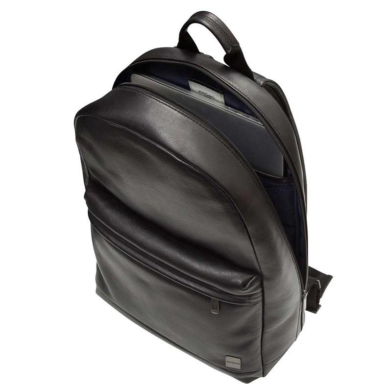 Knomo - Barbican Albion 15 inch Laptop Rugzak Black 04