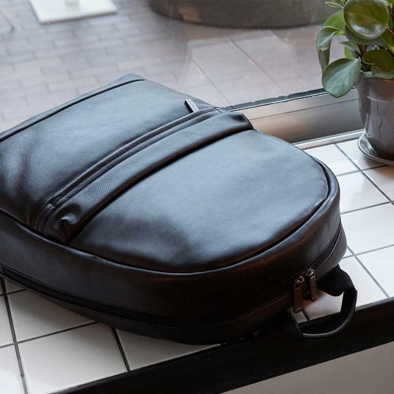Knomo - Barbican Albion 15 inch Laptop Rugzak Black 10
