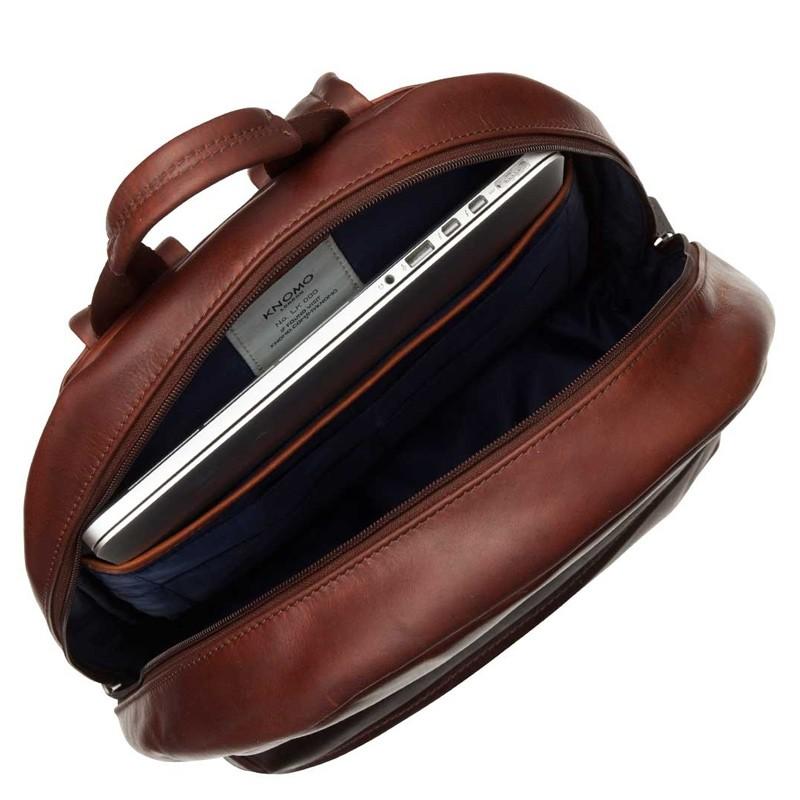 Knomo - Barbican Albion 15 inch Laptop Rugzak Black 05